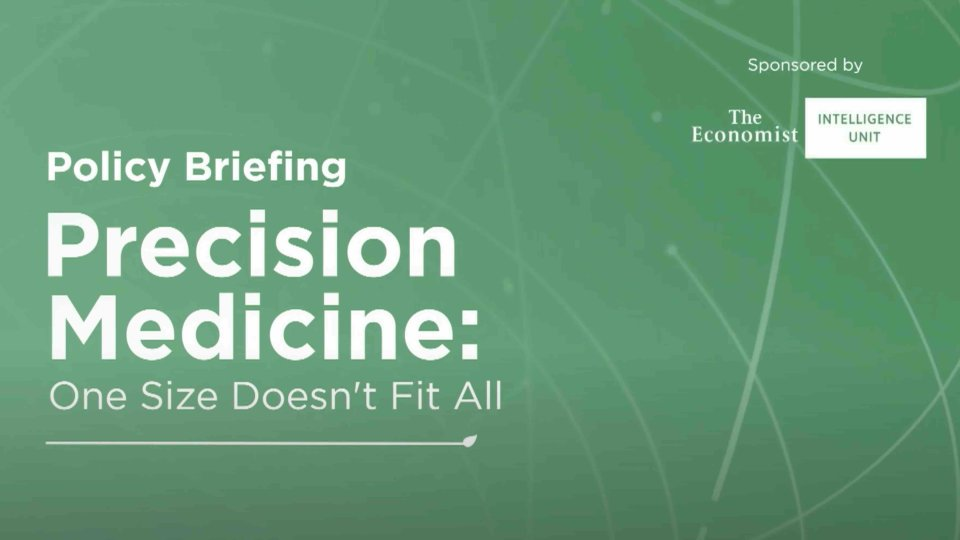 Watch the WISH session titled Precision Medicine – One size doesn't fit all