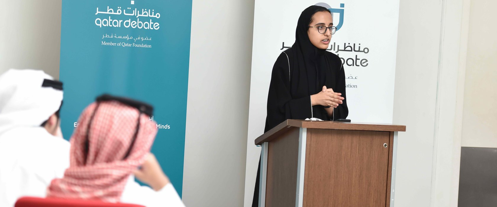 QF keeps the skills of Qatar's young debaters sharp amid COVID-19