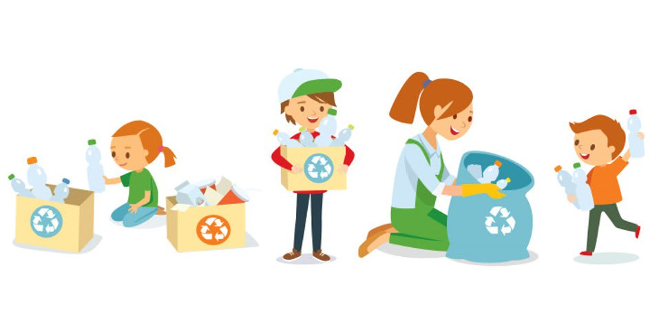 Family Activity on Recycling