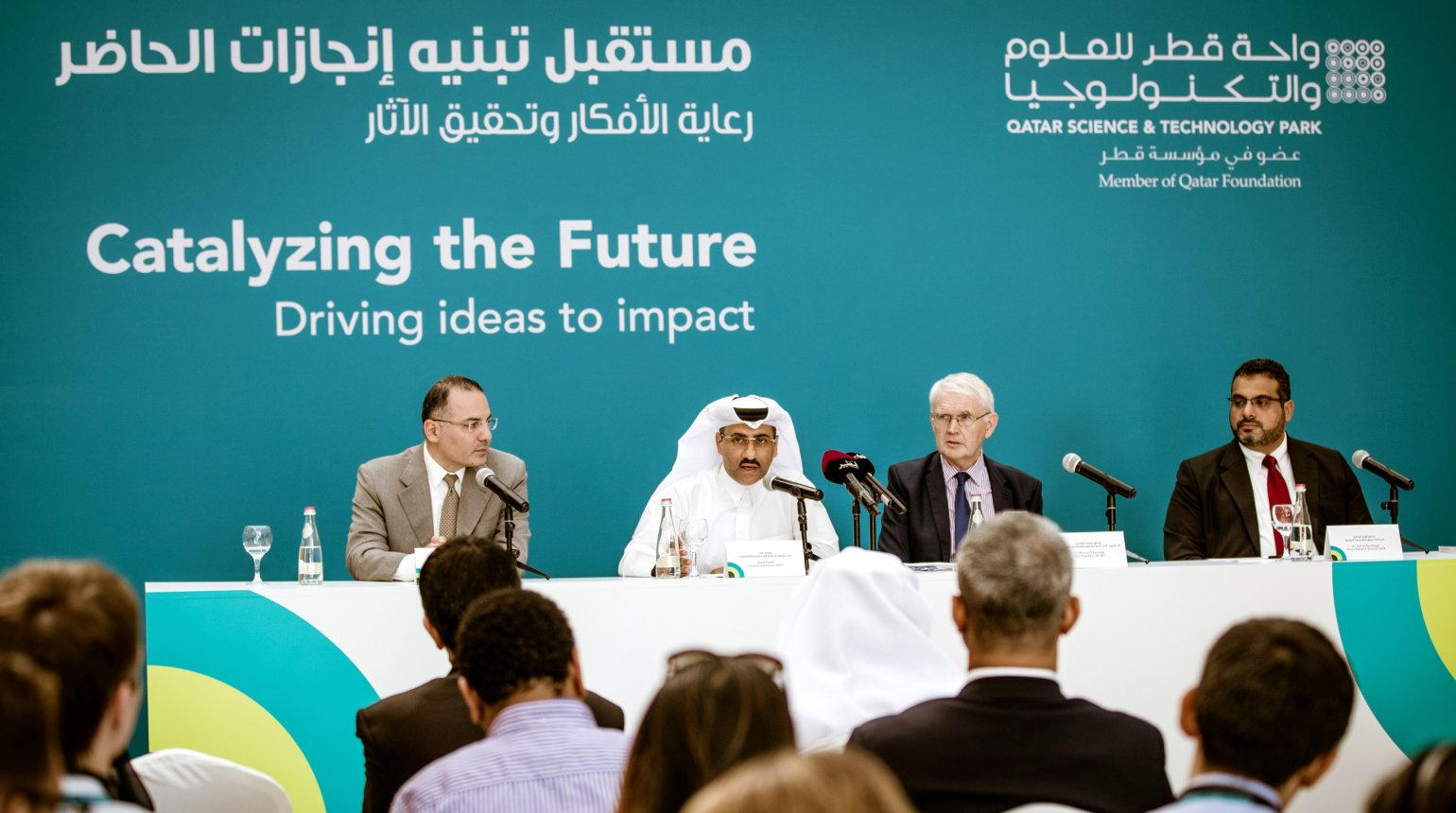 <p>Leading RDI figures at QF spoke of how Qatar can reach its innovation goals if new investors support tech entrepreneur</p>