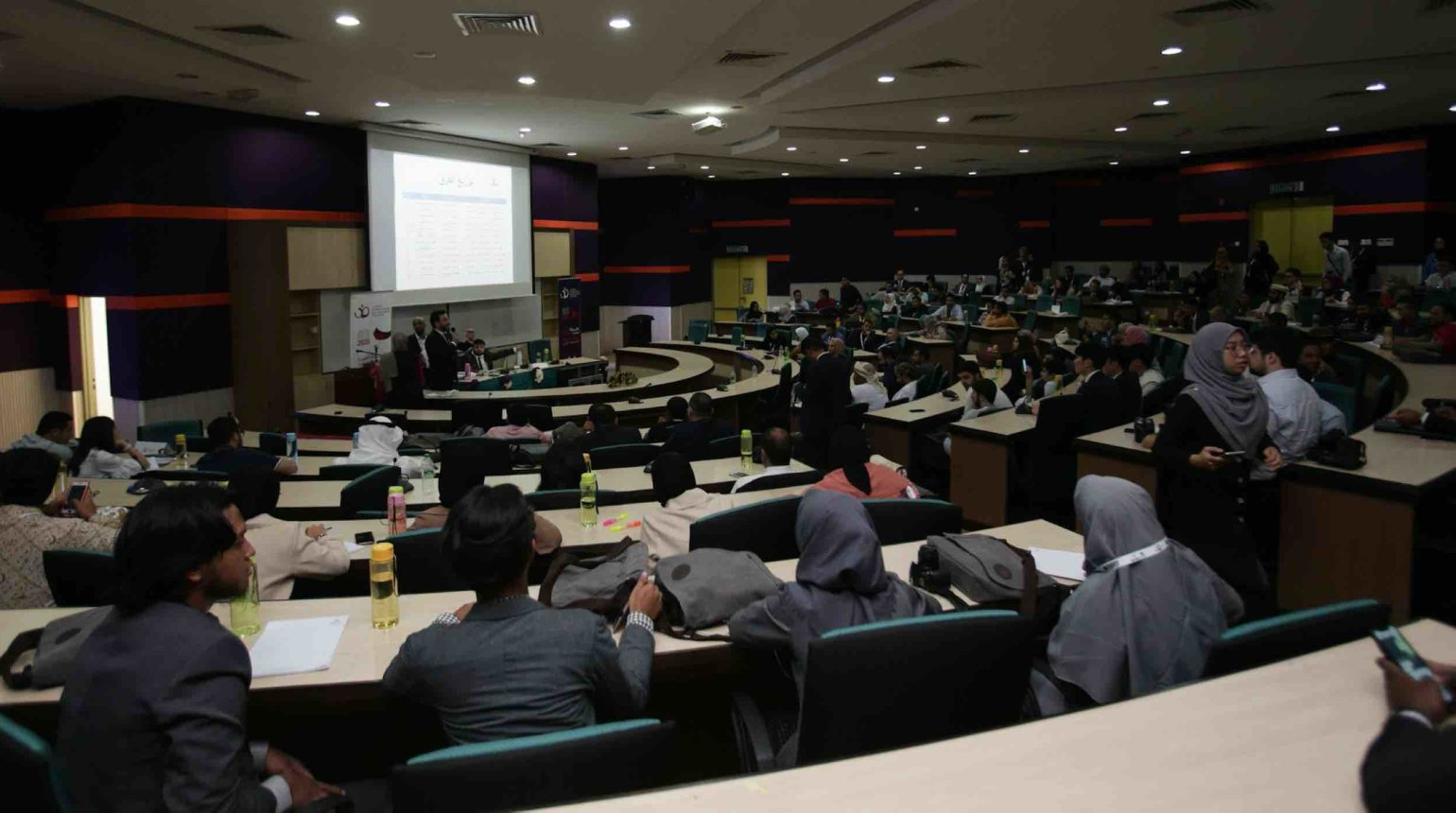 <p>The Asian Arabic Debating Championship in Malaysia has been organized by QatarDebate, a member of QF. </p>