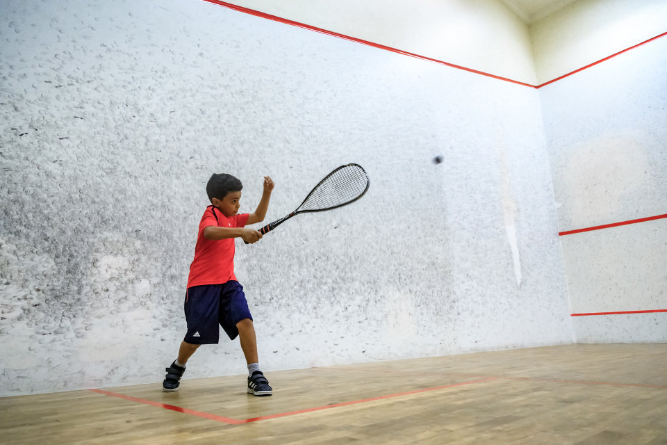 Racket Classes - Term 2