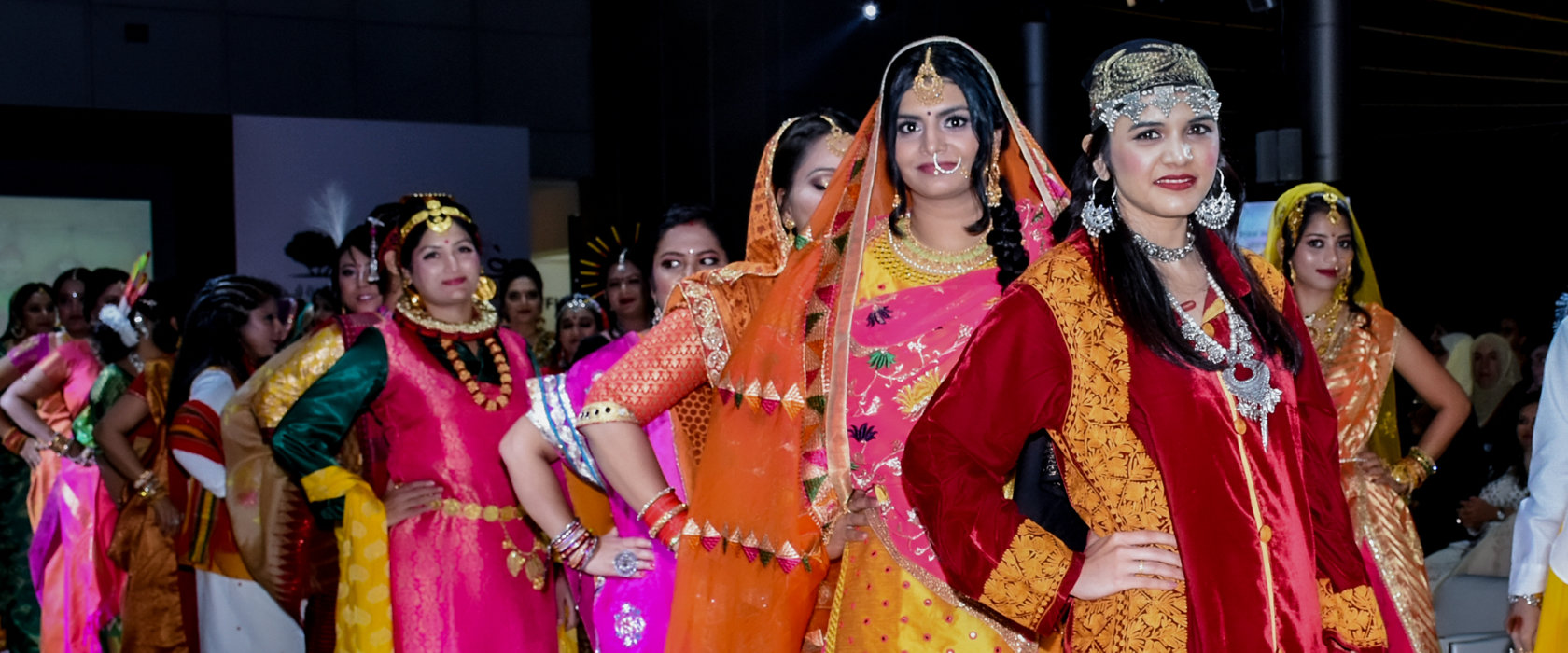 QF's role as a cultural connector praised at showcase of Indian tradition and style
