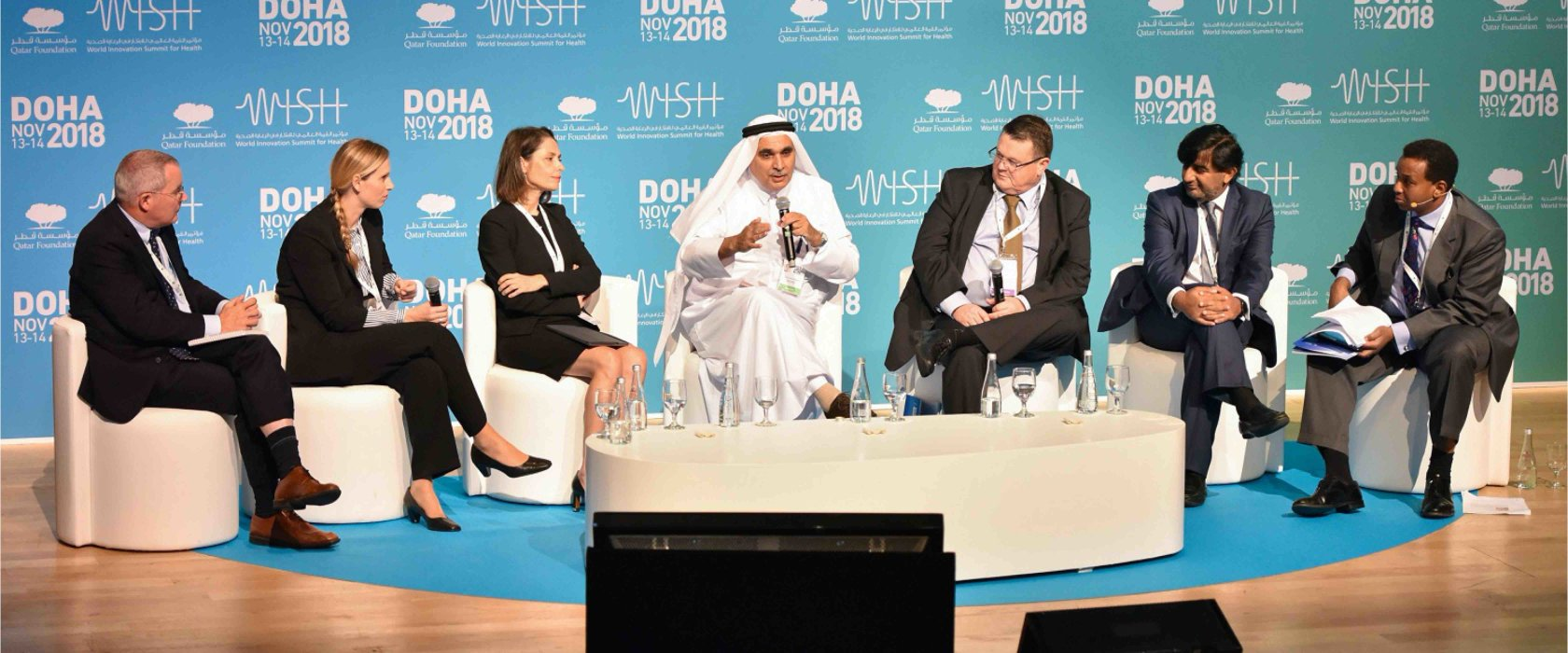 QF's WISH opens up a new world of healthcare dialogue - through its fully virtual 2020 Summit