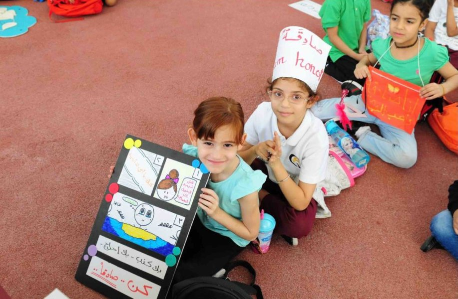 QF School helps build active, compassionate young people through ethics curriculum - QF - 06