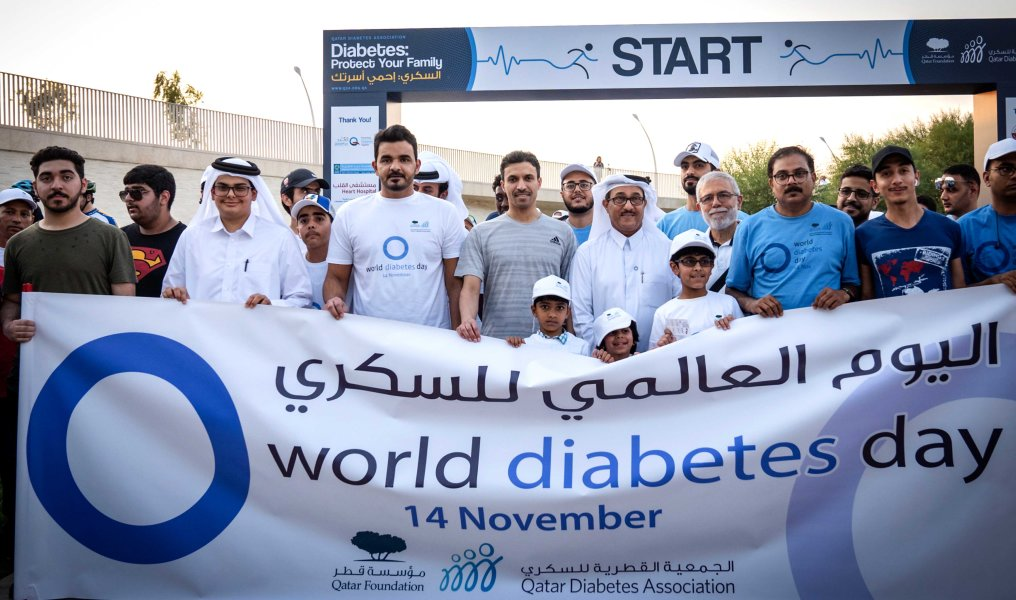 Diabetes Walkathon - 1