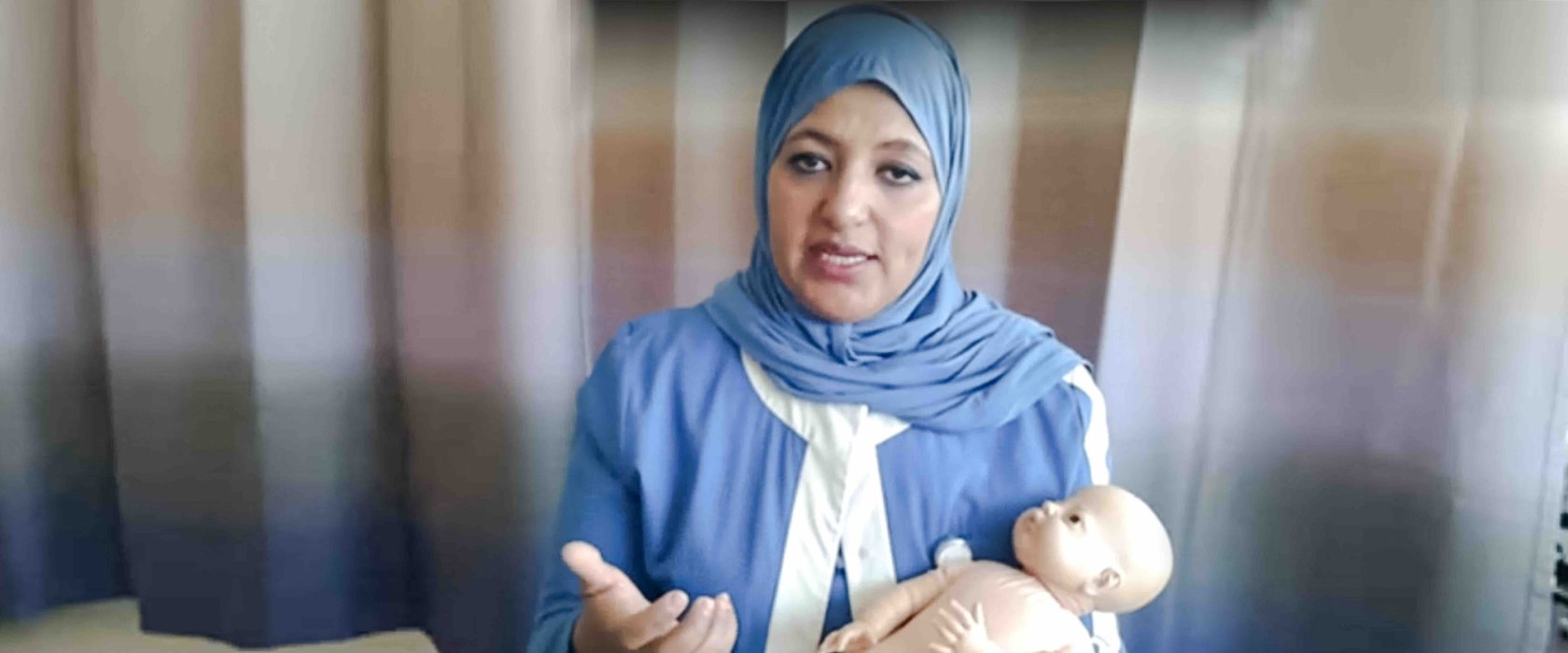 QF webinar highlights importance of breastfeeding for mother and baby