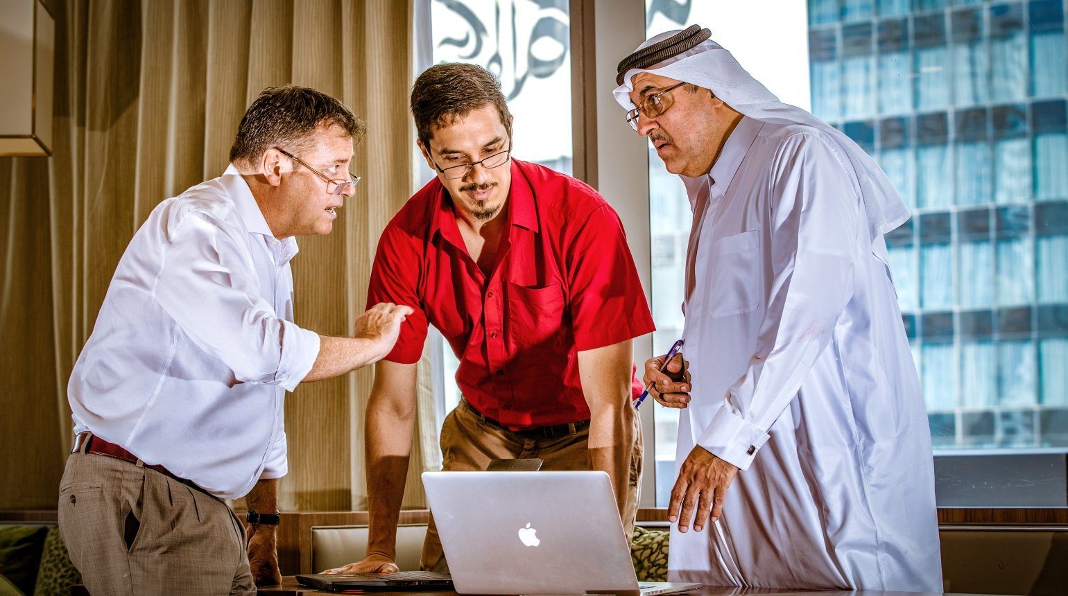<p>The development of the new cybersecurity software has been supported by Qatar Science & Technology Park</p>