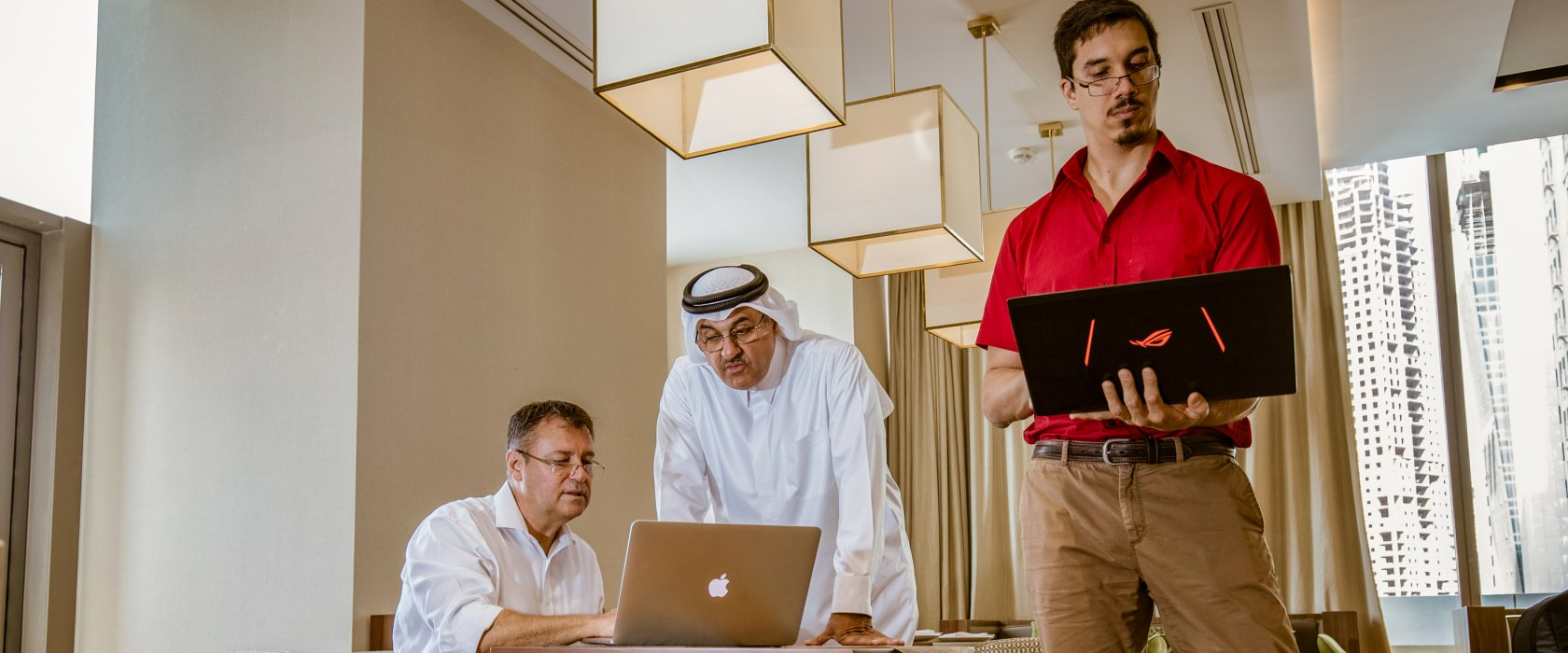 QF-funded tech uses human behavior to fight cyber-crime