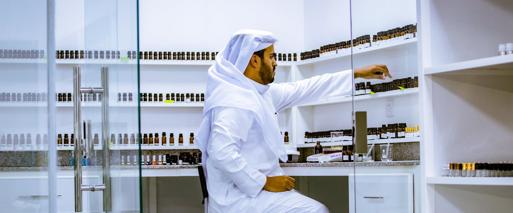 The scent of entrepreneurship | Qatar Foundation