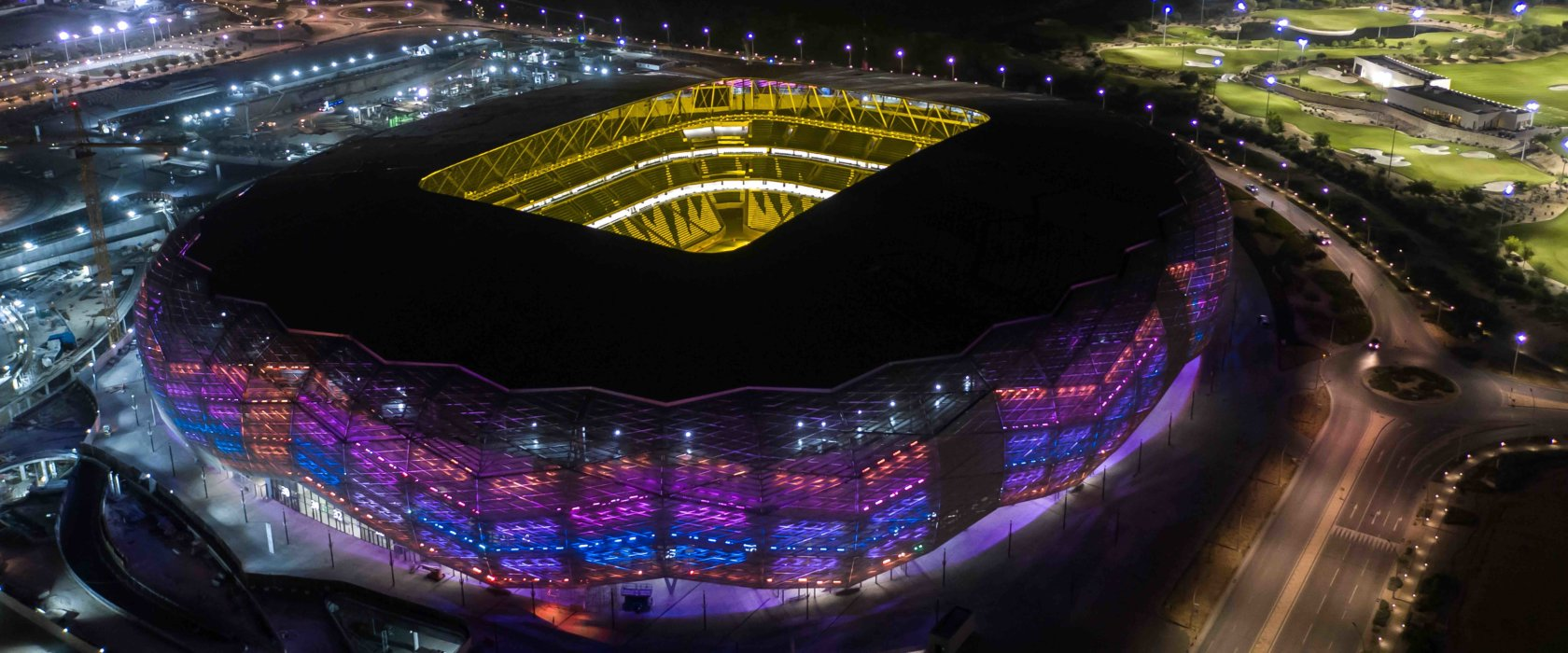 Education City Stadium becomes the third officially completed FIFA World Cup Qatar 2022™ tournament venue