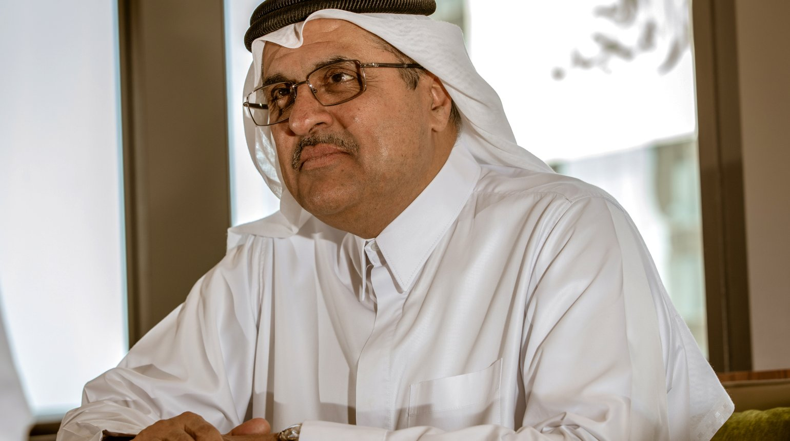 <p>STROKK co-founder Hassan Al-Ansari says Qatar can export tech as it has oil and gas</p>