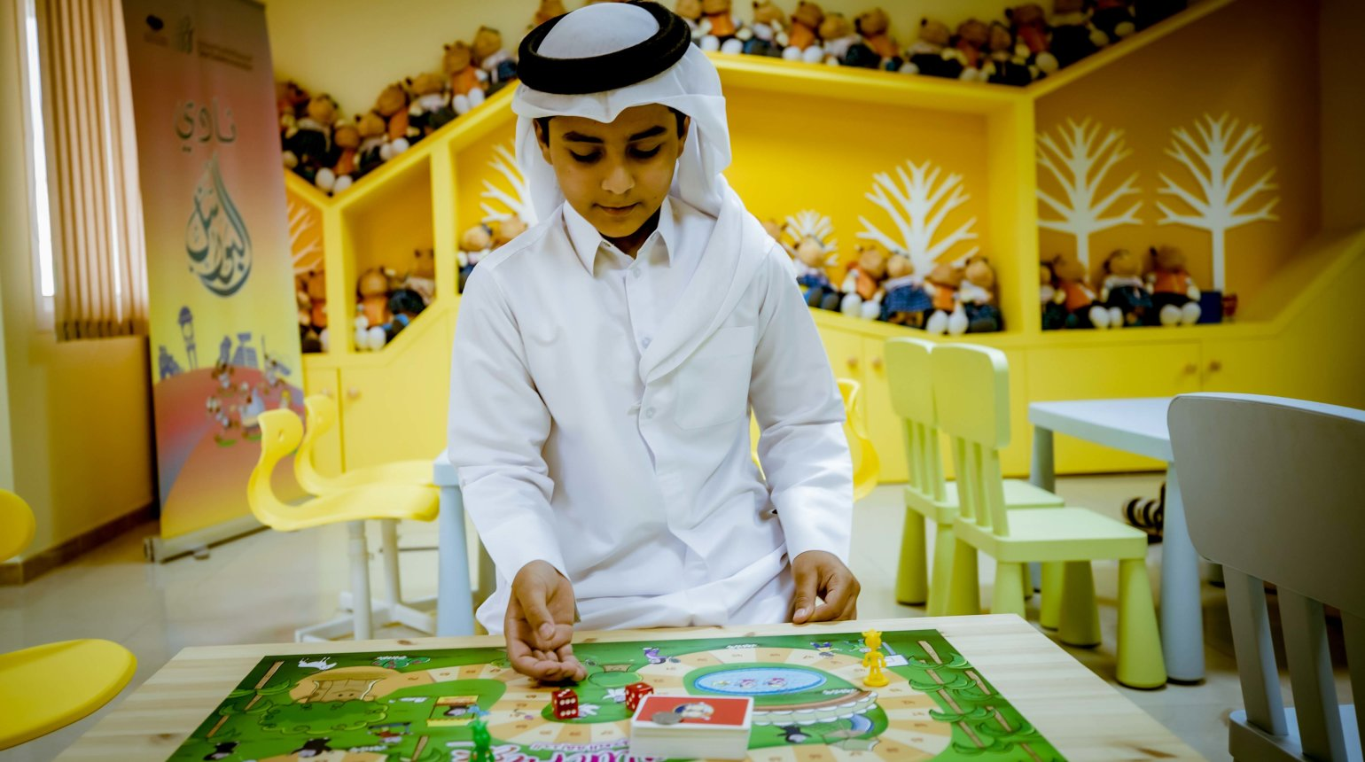 <p>10-year-old Ahmed Al-Mansoori has lived with diabetes for five years – but has responded to the disease with positivity and confidence.</p>