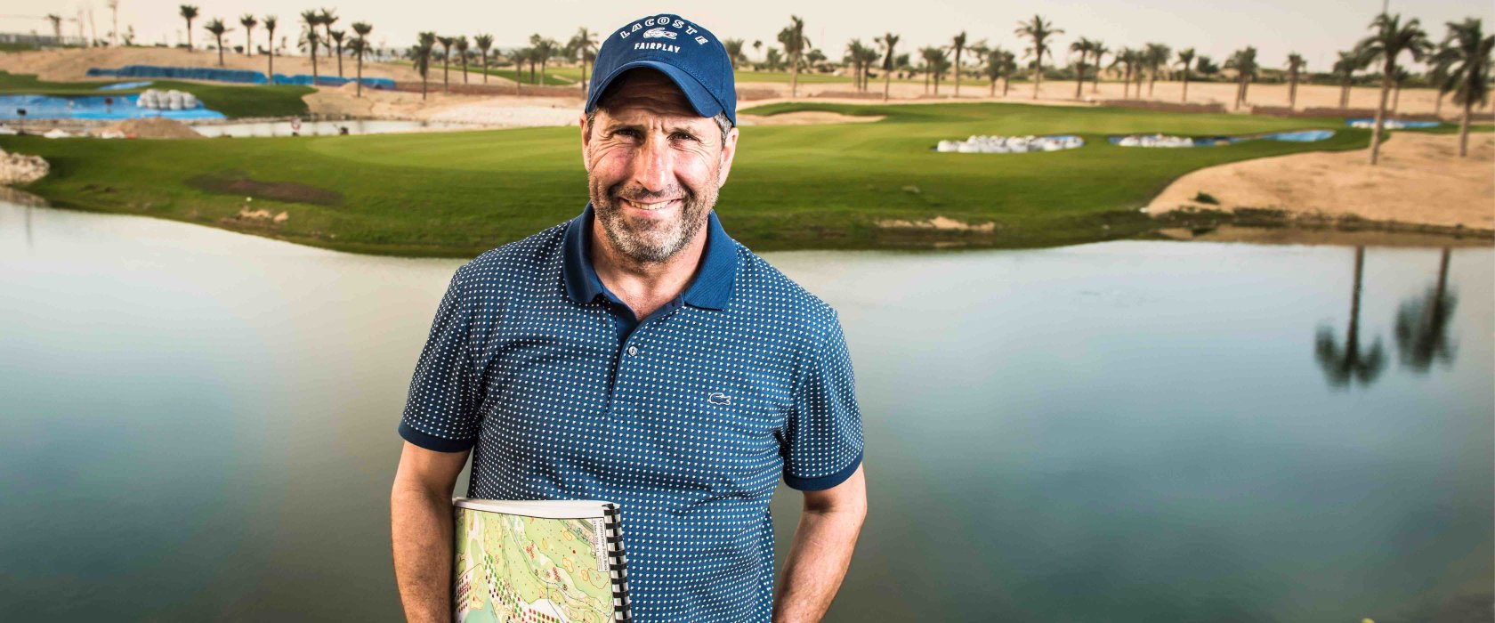 QF's Education City Golf Club is 'extraordinary', says course designer José Maria Olazábal