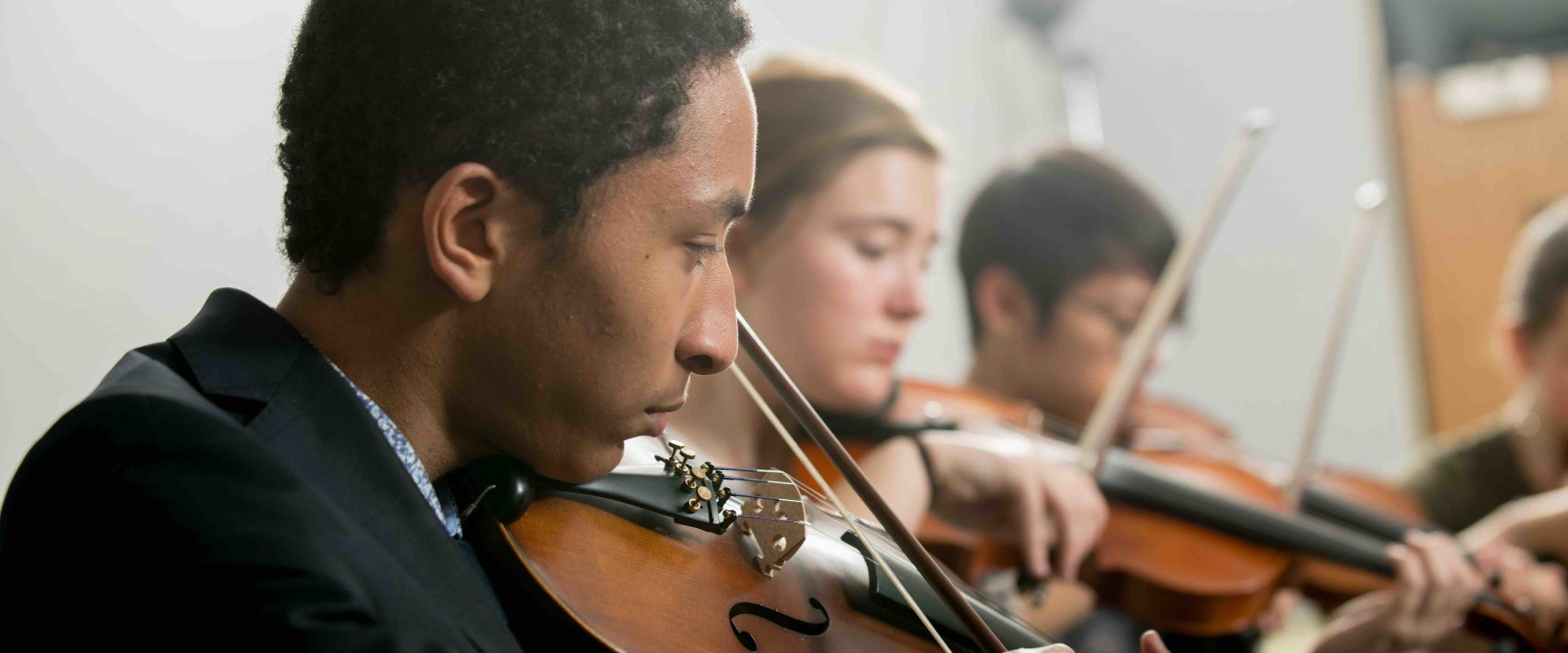 How QF's academy of music helps students grow in confidence – and can change their lives
