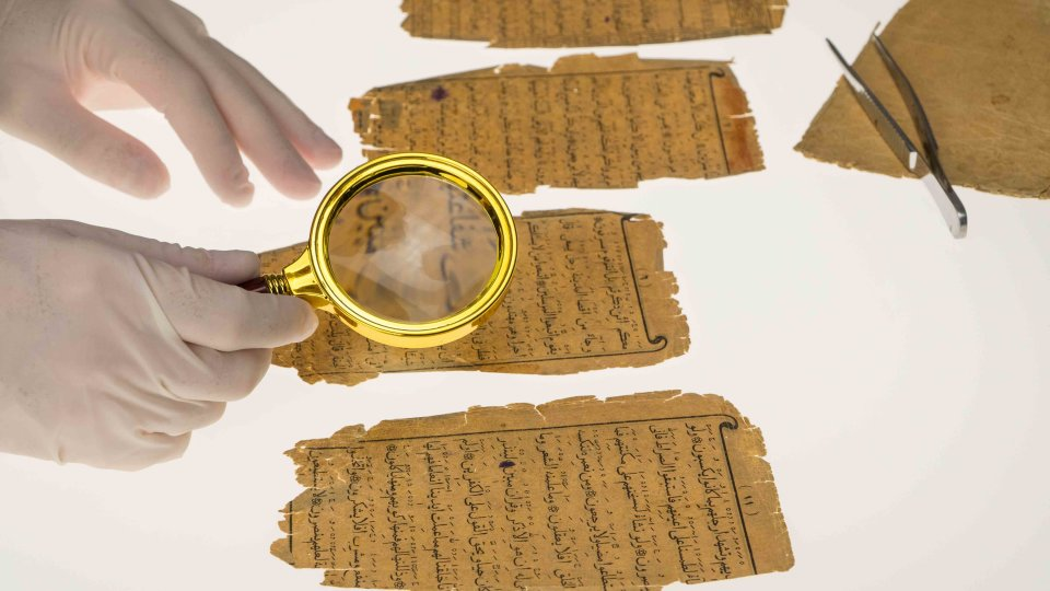 Preventive Measures to Preserve Arabic Manuscripts: Reality and Prospects