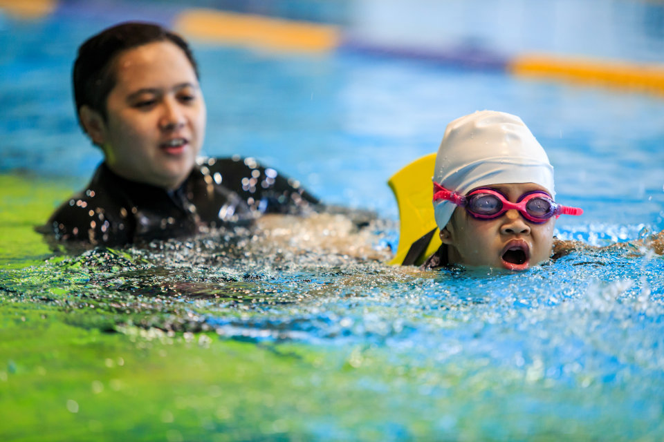 Ability Friendly Swimming Sessions - Qatar Academy Al Khor