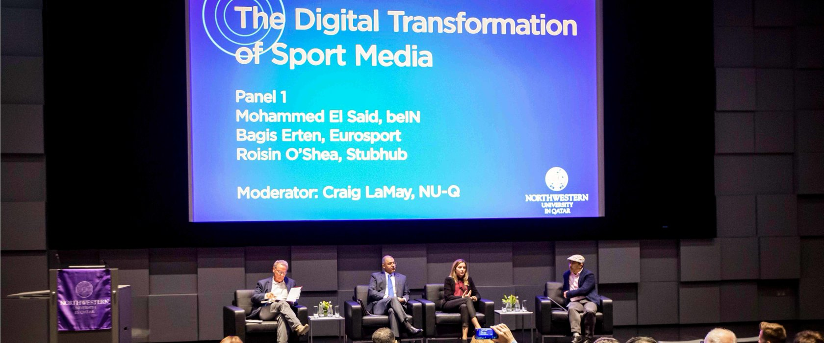 QF professor discusses impact of sporting mega-events on a country
