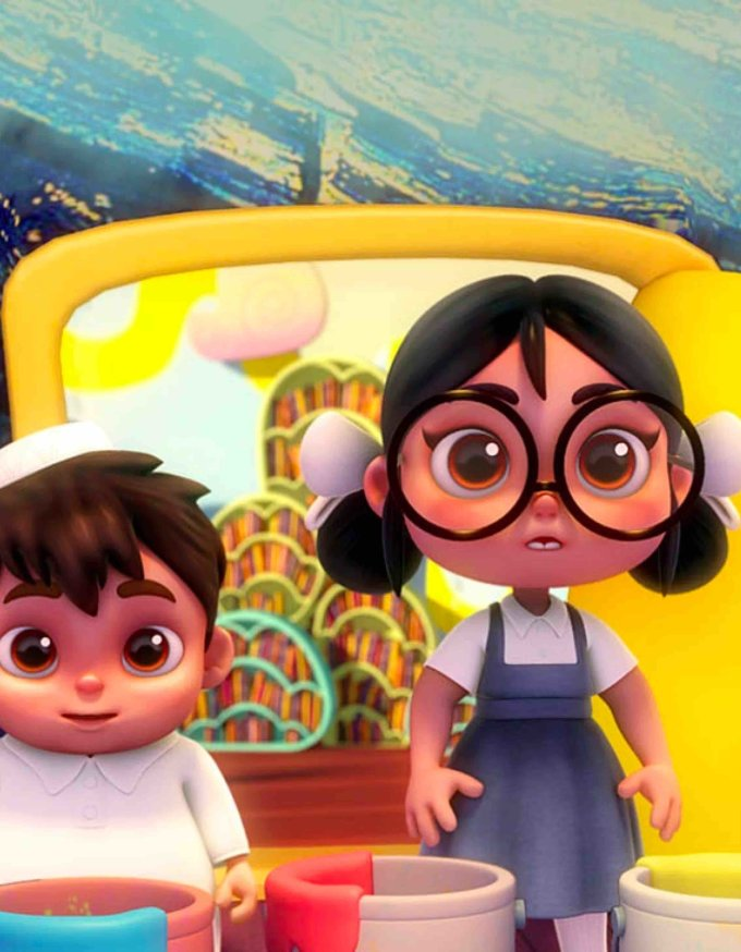 Siraj: Our Animated Series Helping Children Learn Arabic