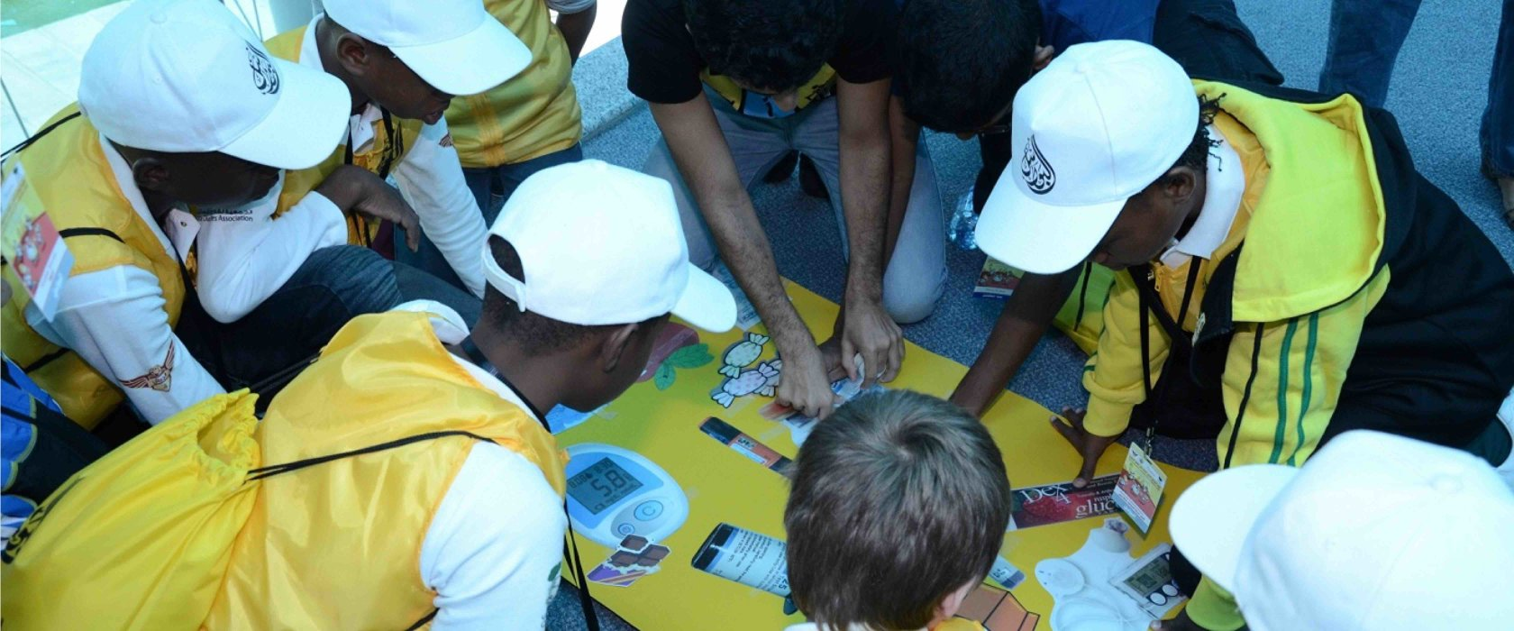 The 20th Edition of Al Bawasil Camp starts under 'We Can' slogan