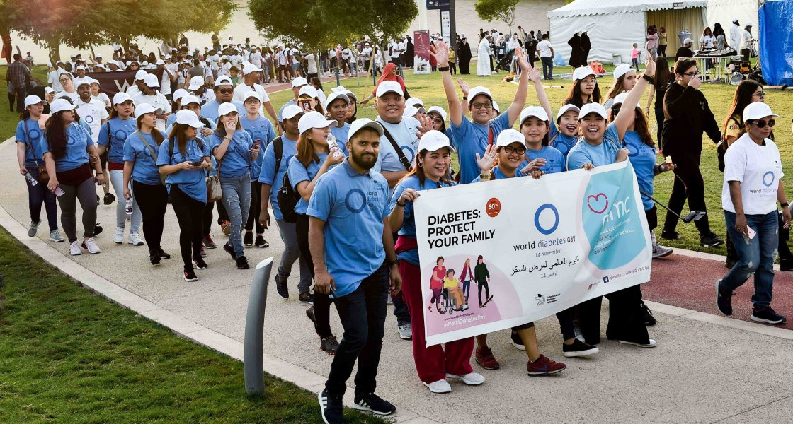 Diabetes Walkathon - 4