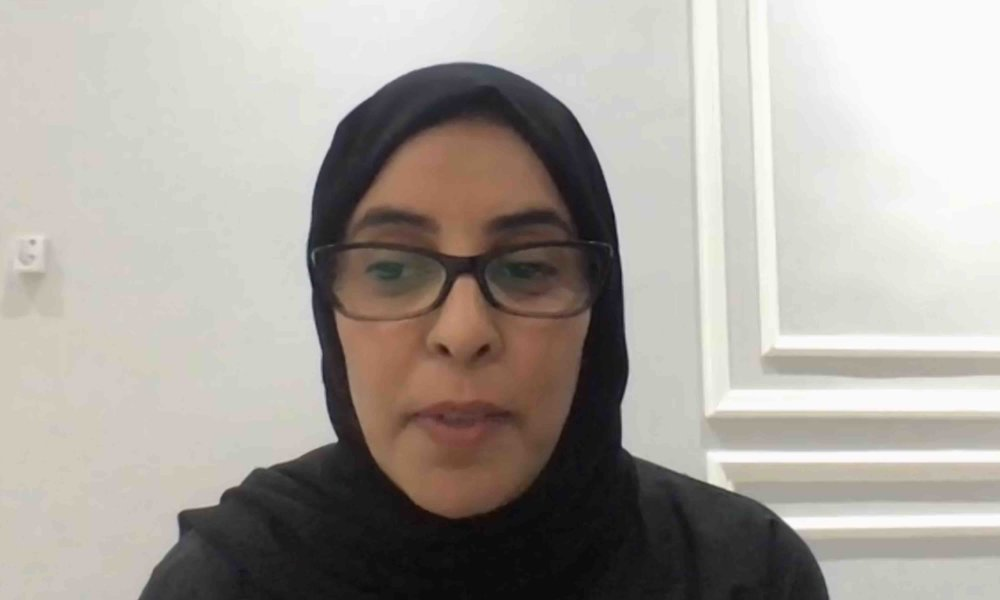 Caption 4 - Dr. Asmaa Al Fadala, Director, Research and Content Dissemination, WISE