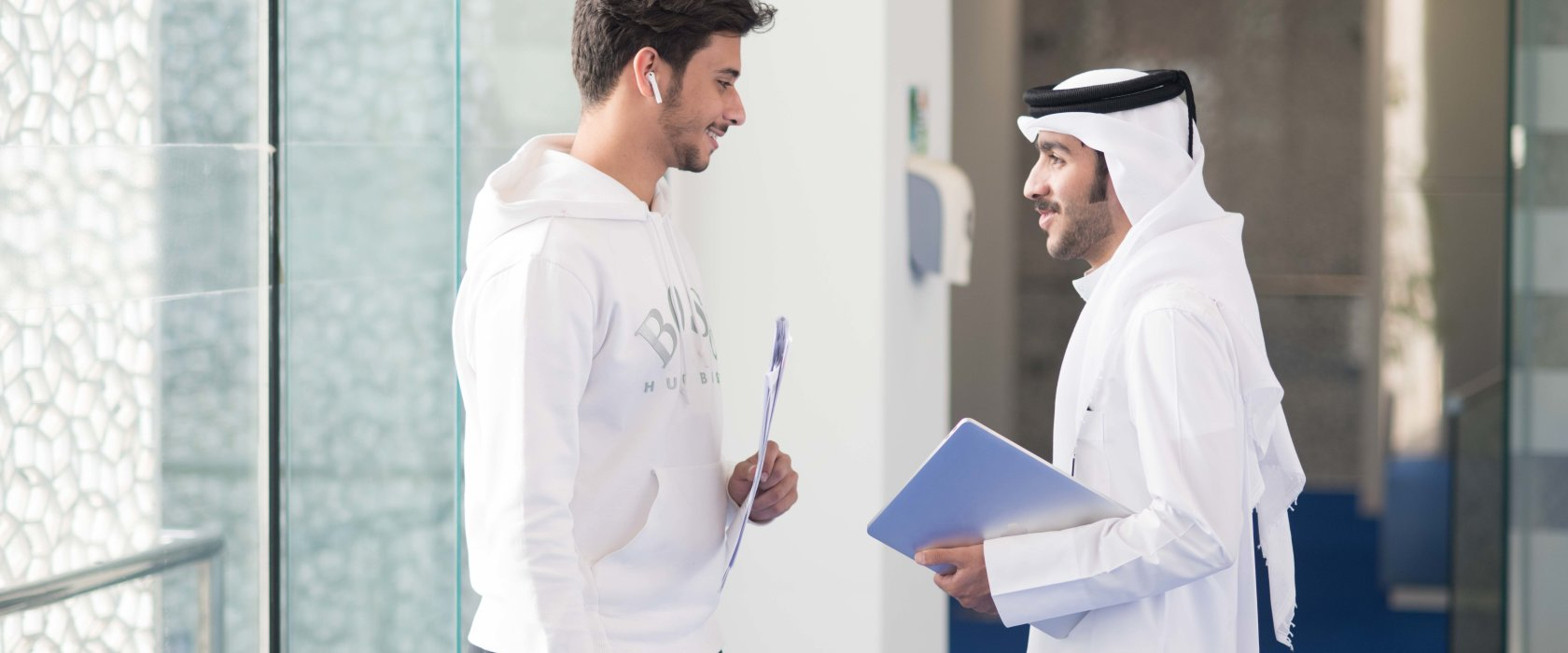 Student Research: Analyzing the study abroad program experiences of QF's students