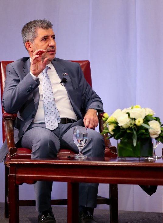 Dr. Ahmad M. Hasnah, President, Hamad Bin Khalifa University (HBKU) - Harvard Business Review live event in New York City
