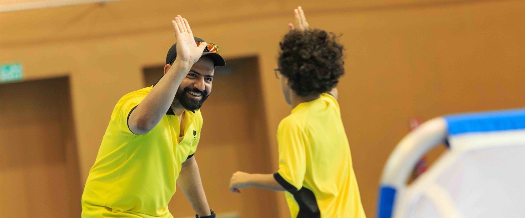 Qatar Foundation: helping children with specific needs thrive