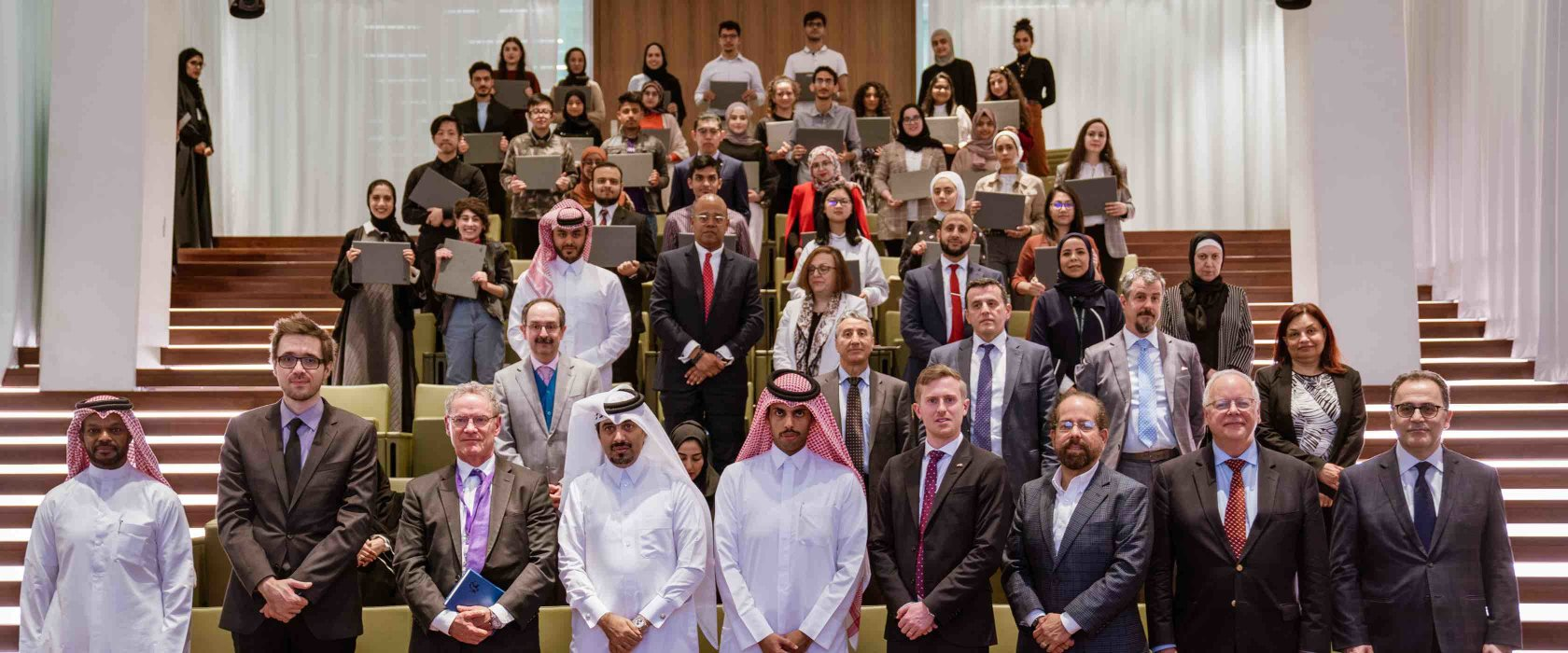 QF scholarships open up new horizons for students