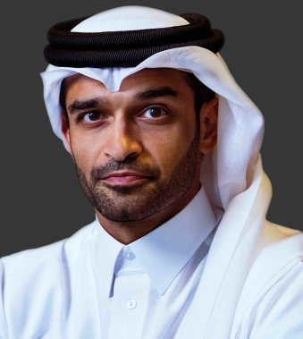 His Excellency Hassan Al Thawadi