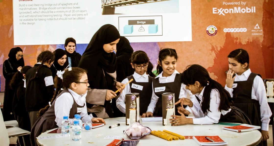 Doha Learning Days - Girls in Engineering - - 06