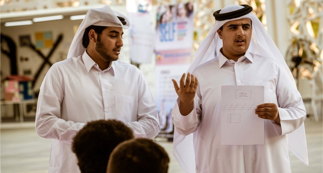 Doha Learning Days THIMUN Workshop 1 - 4