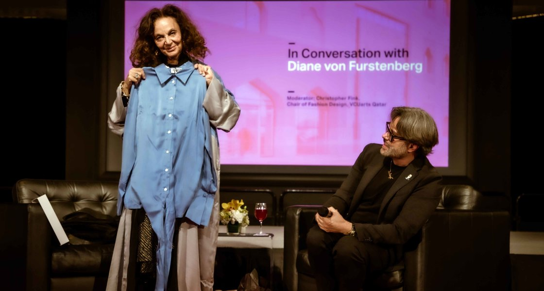 VCUQarts - DVF Fashion Talk - 02