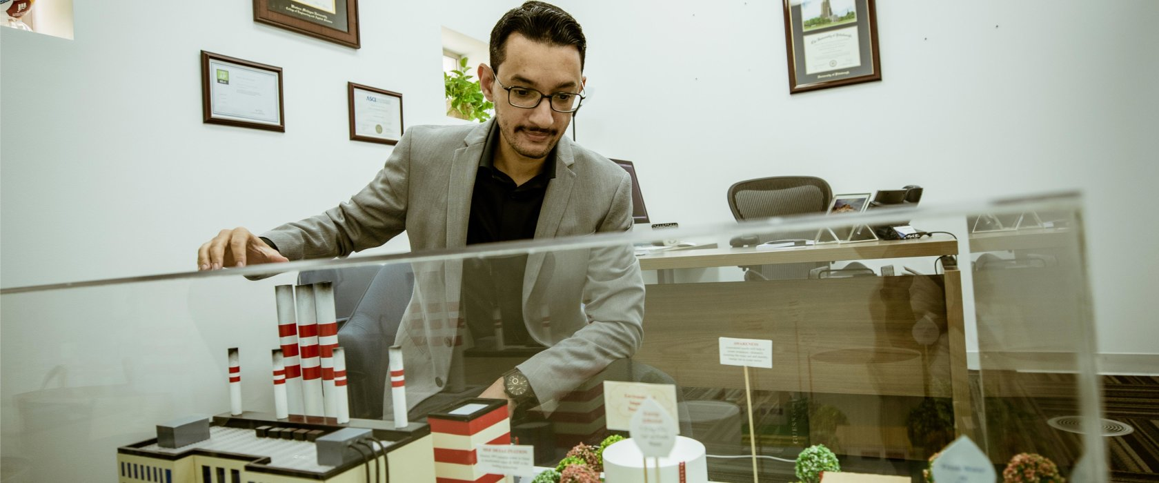 Qatar Sustainability Week: QF students are changing their lives for a good cause