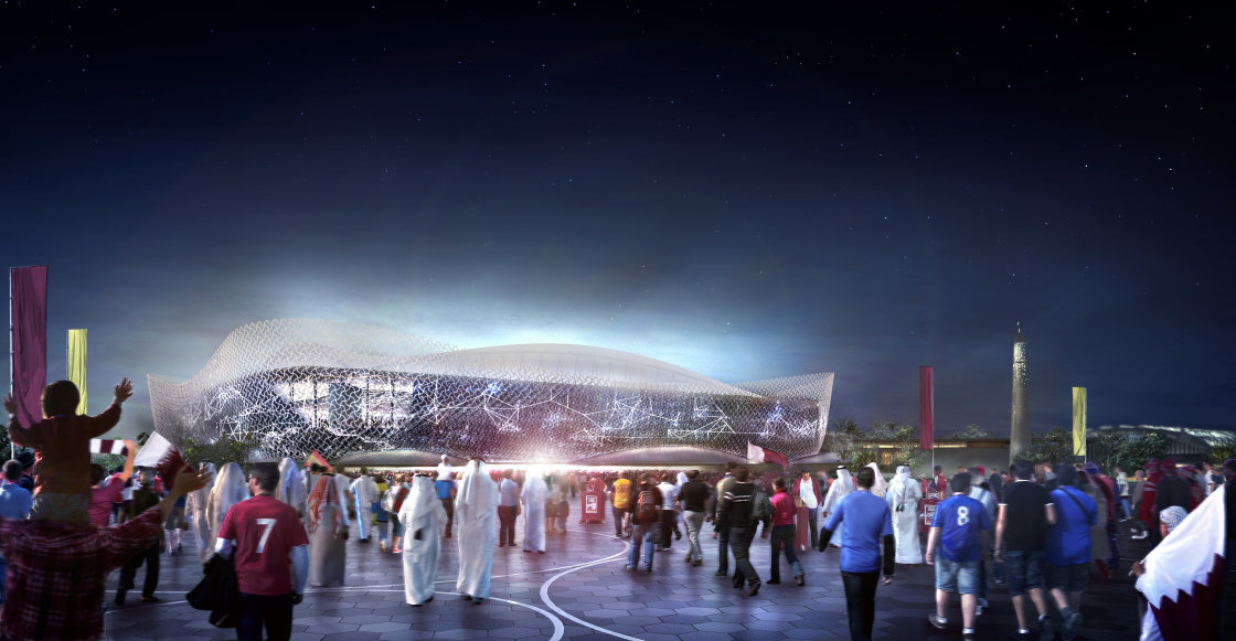 Stadiums - Qatar's Preparations - 2022 FIFA World Cup™ - Al Rayyan stadium