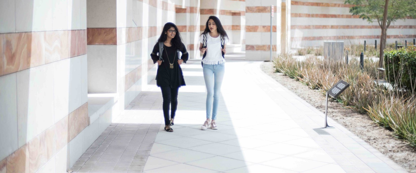 How QF is supporting students living on campus during lockdown