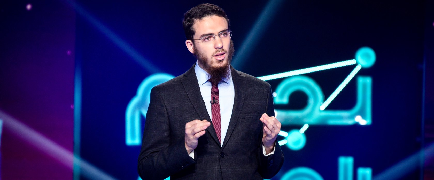 How Stars of Science brought Youssef El Azouzi closer to realizing his dream