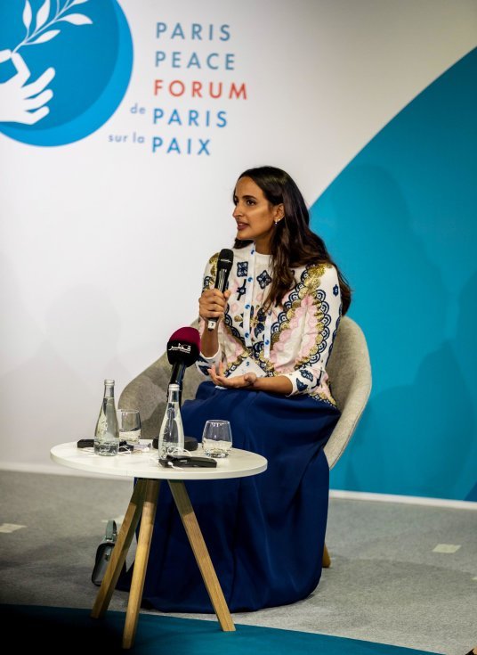 Paris Peace Forum - - v -2