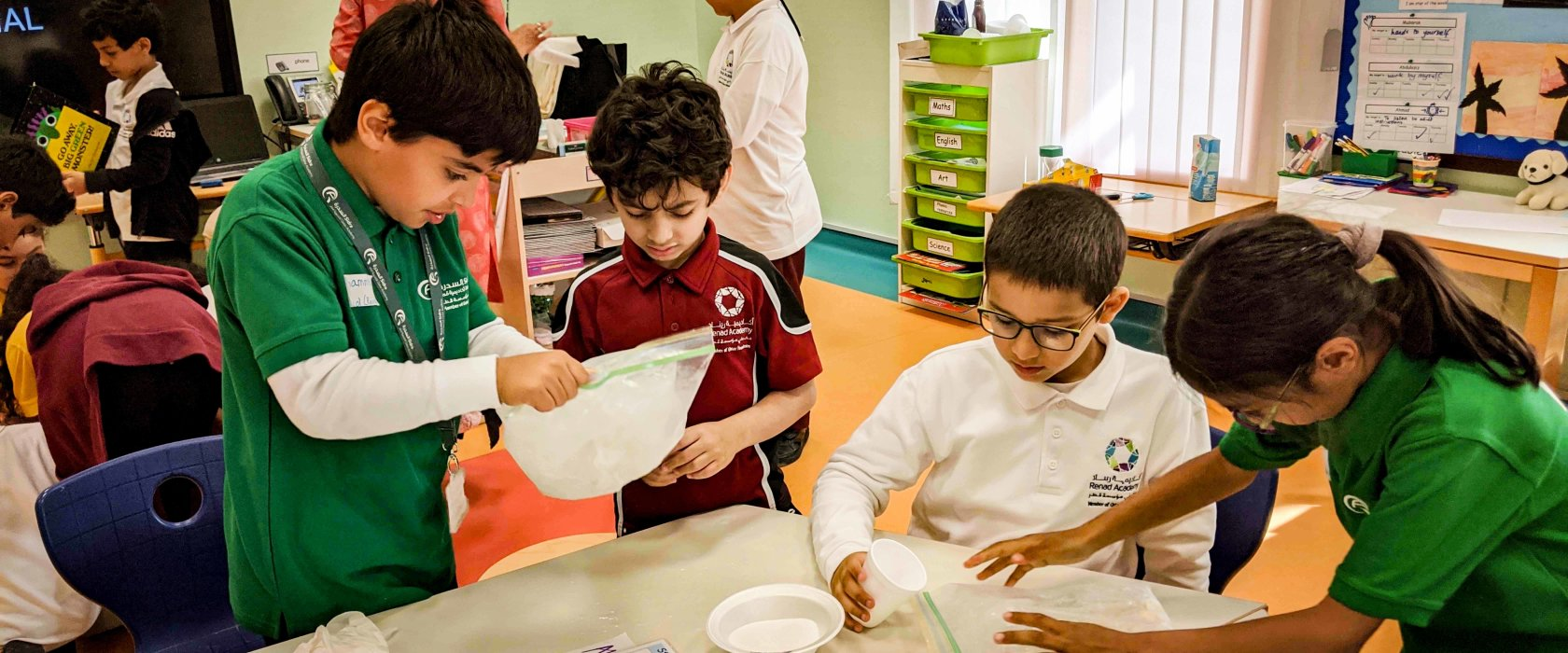 QF schools connect to break down Autism barriers through the power of friendship