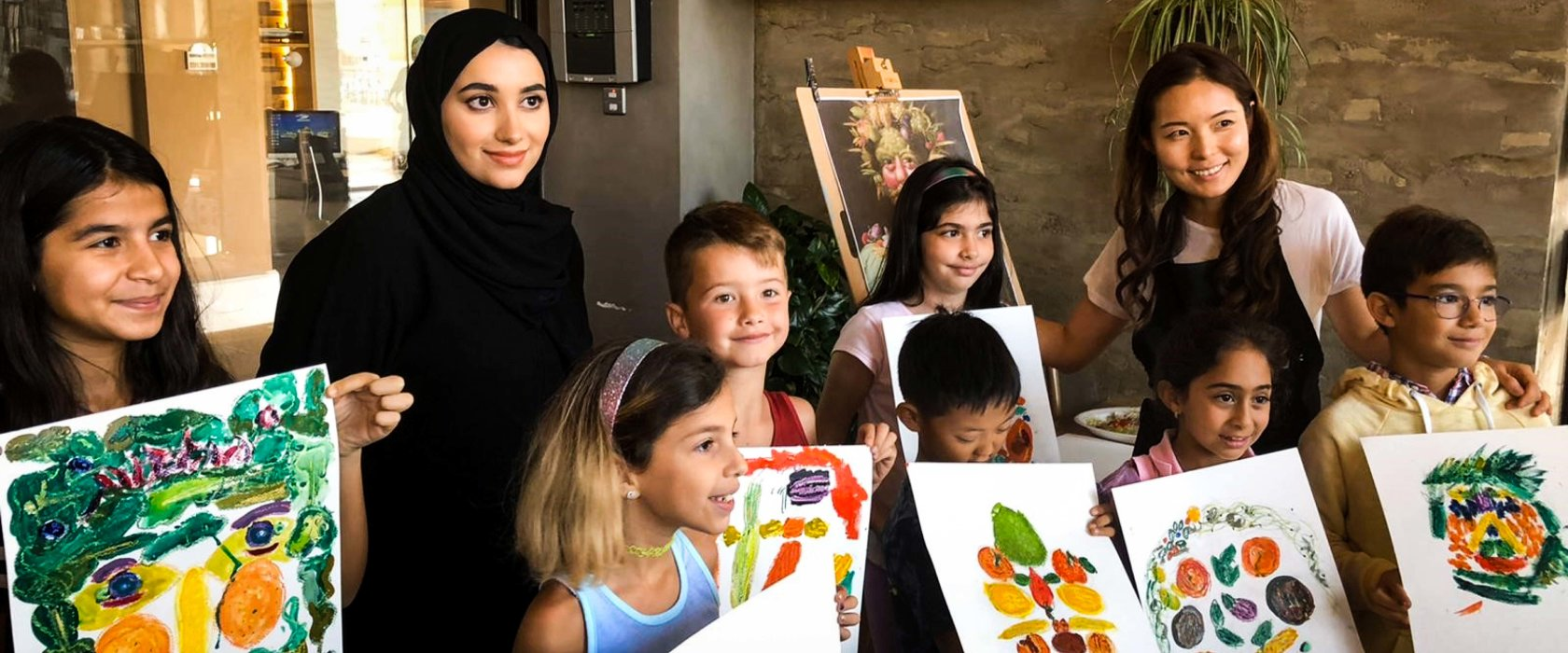 WISE creates a community learning experience for Qatar
