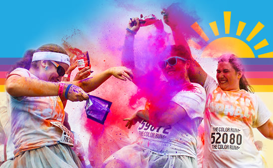The Color Run Doha 2020