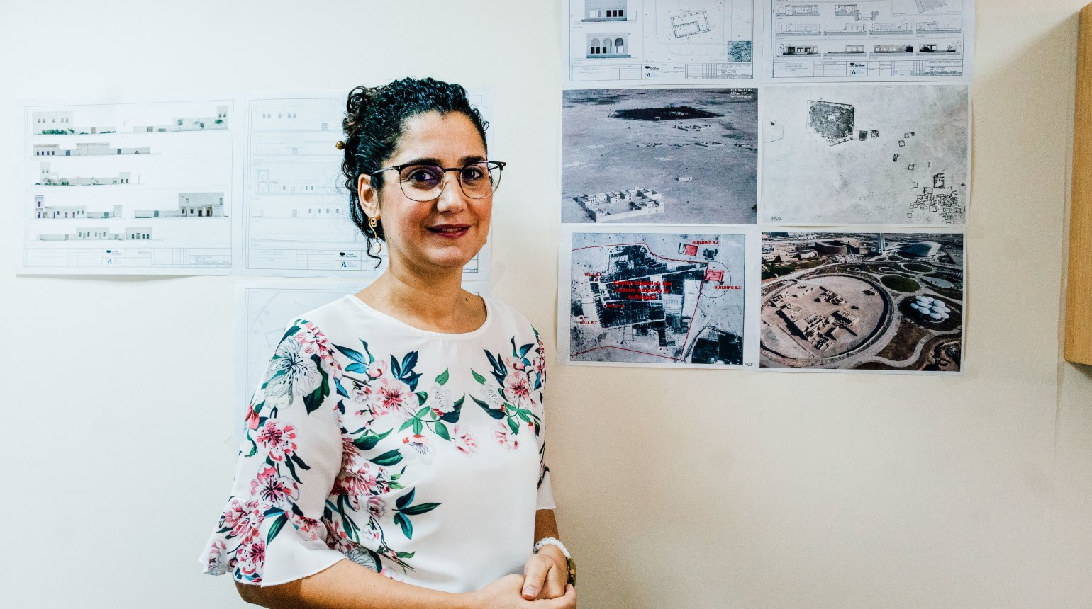 <p>Nur Alah Abdelzayed Valdeolmillos, a Senior Architect at QF's Capital Projects Directorate</p>