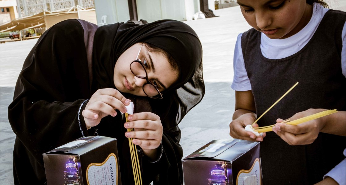 Doha Learning Days - Girls in Engineering - - 02