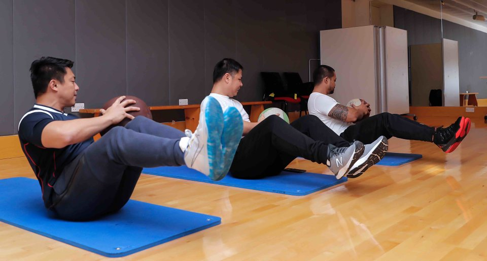 Personal Training in Education City