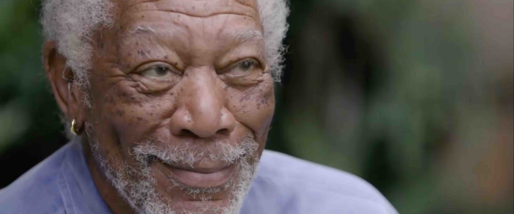 Morgan Freeman tells WISH: 'If we keep working together, we will heal'