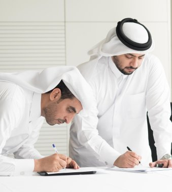 Conduct Business with Qatar Foundation - Supplier Registration