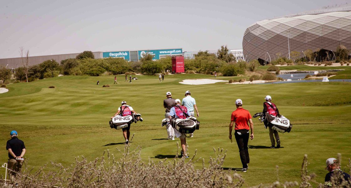 EC Golf Club Opening - QA Doha Students - 03