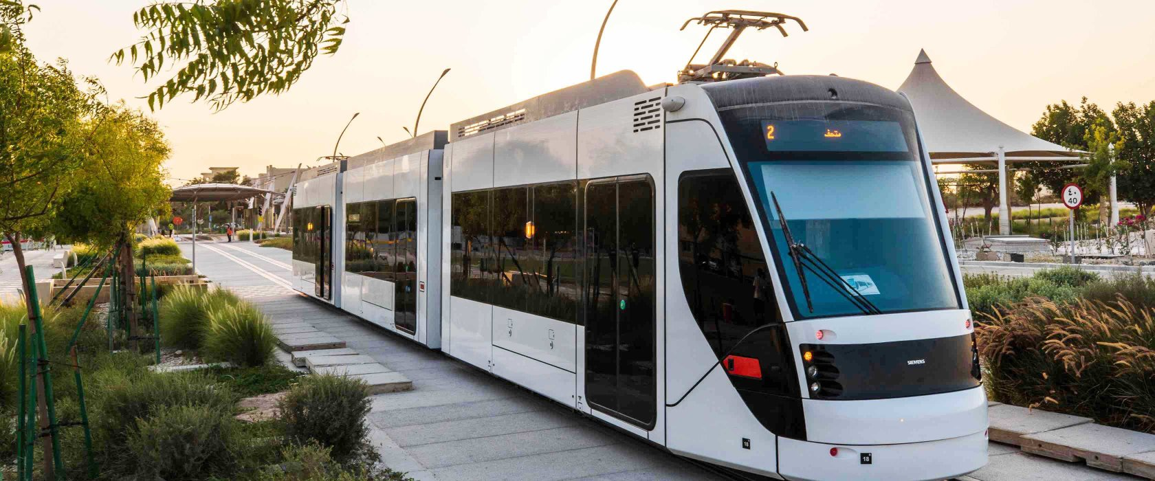 QF's Education City Tram offers students real-world learning opportunities in STEM