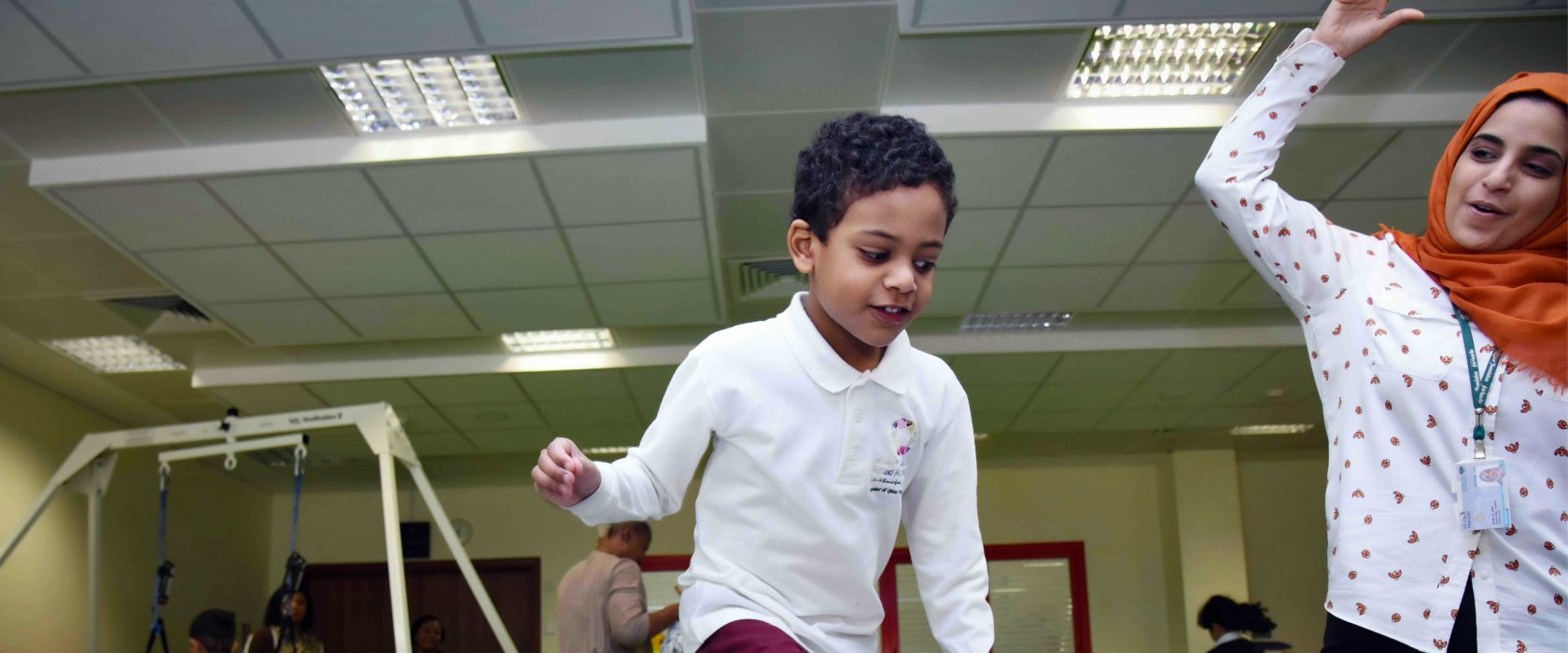 How QF is helping to make Qatar an autism-friendly nation